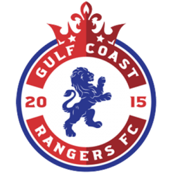 Gulf Coast Rangers FC logo