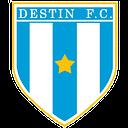 Destin FC soccer club logo