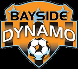 Bayside Dynamo soccer club logo